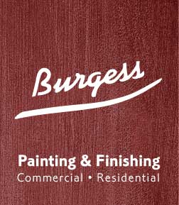 Burgess Painting and Finishing -- for commercial and residential projects